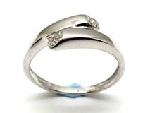 Bague or et diamants AN1200806