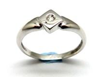 Bague or et diamants AN12974