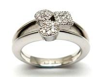 Anillo de oro y diamantes AN1400362