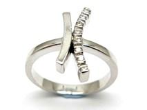 Bague or et diamants AN1402264