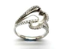 Anillo de oro y diamantes AN1456518