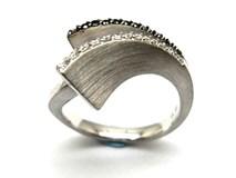 Bague or et diamants AN146873