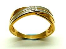Anillo de oro y diamantes AN3200447