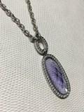 Collar GARGANTILLA VICEROY PLATA Y CIRCONITAS 000100755