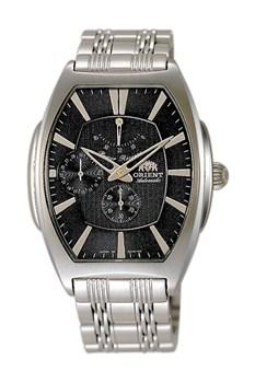 Reloj  Orient Caballero Automático Esfera Negro EZAB4B0