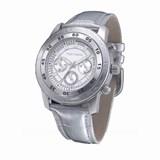 Reloj acero y correa plateada tf4005l15 Time Force