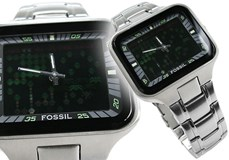 Reloj Fossil Big Tic acero BG1020