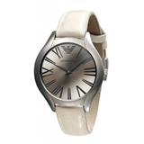 Reloj gris i beig ar0776 Emporio Armani