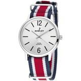 Reloj Nowley cab. correa nylon 8-5538-0-3