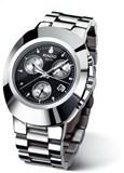 Reloj Rado hombre plateado cronógrafo R12638163