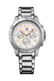 Reloj Tommy Hilfiger acero y numeros rosé 1781526