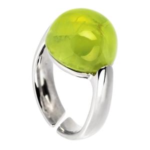 Abalorio anillo cuarzo verde 8435334801115 DEVOTA Y LOMBA Devota & Lomba