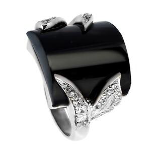Abalorio anillo ónix y cicronitas 8435334800767 DEVOTA Y LOMBA Devota & Lomba