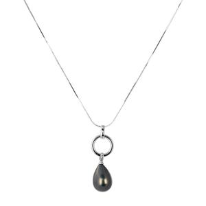 Abalorio Collar colgante con perlas lágrima 8435334802983 DEVOTA Y LOMBA Devota & Lomba