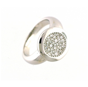 Anillo de plata  C8S26494-52-B24 Kavak Diamonds