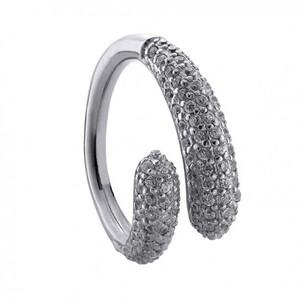 anillo duran exquse plata y circonitas 00505054