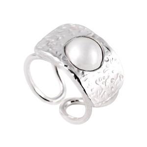 Anillo Martelé Perla silver 8400953700125 Lua Blanca