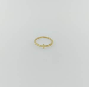 Anillo Mini Stick Gold P d paola