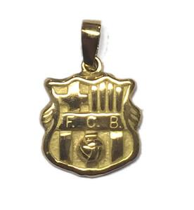 Colgante oro Barça