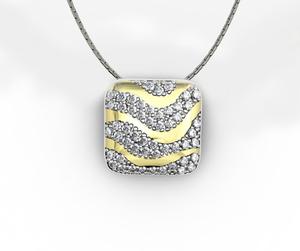 Collar 7AQA007P43 Bohemme
