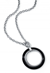 Collar Viceroy de plata 1028C000-45