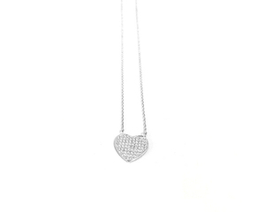 Collar de plata clms019 Kavak Diamonds