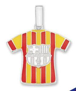Collar COLGANTE PLATA - Propia - 2438-barça