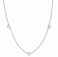 Collar GUCCI YBB39093400100U PLATA