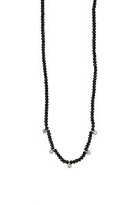 Collar ónix charms plata ON24 PATRICIA ARLÀ