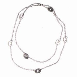 Collar plata Nanis colección Olga SC7-34