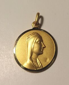 Collar VIRGEN DE MONTSERRAT - Propia - 2938-17mm