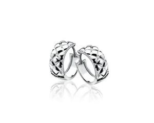 Pendientes Criollas Plata y Diamante Zinzi ZDO48
