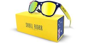 Gafas de sol Gafas Skull Rider AUSTRALIAN