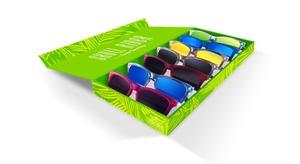 Gafas de sol skull rider Box 7 DAYS by Jessica Goikoechea 10010000120