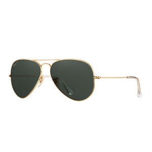 Gafas Ray Ban Aviator Solid Gold RB3025K160N558