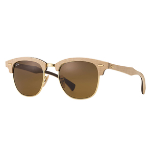 Gafas Ray Ban Clubmaster Wood RB3016M117951