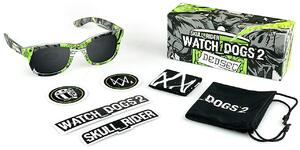 Gafas skull watch dog Skull Rider Watch dogs 2