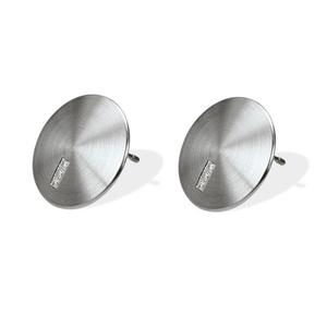 Pendientes acero quirúrgico y diamantes Xen Emotion 011270GXX