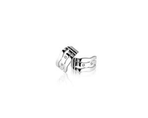 Pendientes Plata y Diamante Zinzi ZDO41