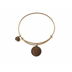 PULSERA LETRA L ORO A08EB91LG Alex And Ani 886787003232