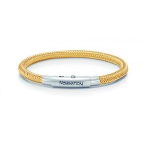 Pulsera Nomination de acero amarillo 02301-077179000