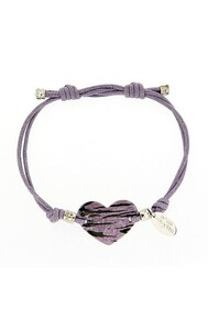 PULSERA ROSA CORAZON Lotus LP1108-2/1