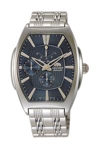 Reloj  Orient Caballero automático  Esfera Azul Marino  Índices EZAB4D0