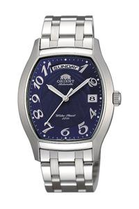 Reloj  Orient Caballero Automático  Esfera Azul Números EVAA4DY