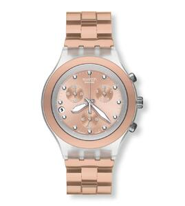 Reloj  svck4047ag full blooded caramel Swatch