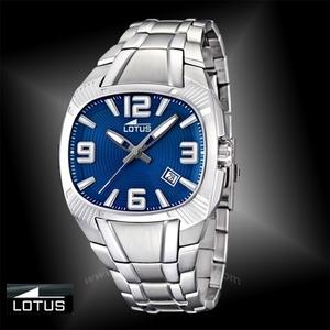 Reloj Lotus Analógico Acero  15758/2