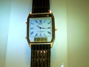 Reloj ANADIGIBCANºXALARMA CRONO Seiko H249-5130