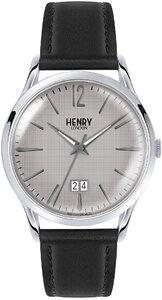 RELOJ ANALOGICO DE HOMBRE HENRY LONDON HL41-JS-0081