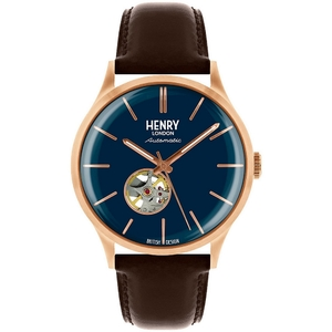 RELOJ ANALOGICO DE HOMBRE HENRY LONDON HL42-AS0278
