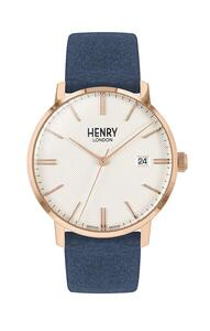 RELOJ ANALOGICO DE UNISEX HENRY LONDON HL40-S-0358